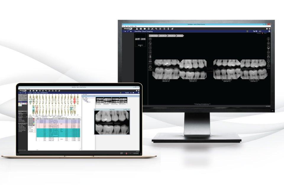 DentiMax Complete Cloud: Cloud Dental Software and Dental Imaging
