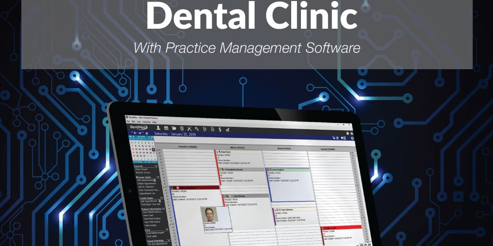 Dental Clinic Software Features