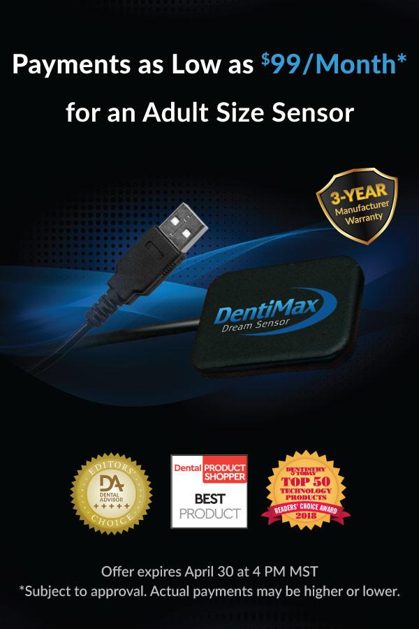 Dream Sensor Q2 2019 Offer Graphic