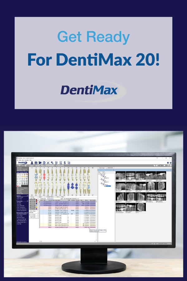 Get ready for DentiMax 20!
