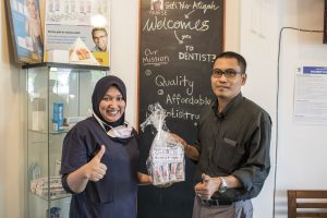 dentist3 dental hamper Malaysia