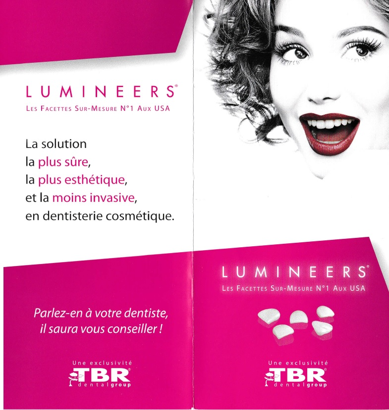 lumineers soins dentaires alignement blanchiment carie prothèses inlay onlay pivot cabinet dentaire paraschiv perpignan