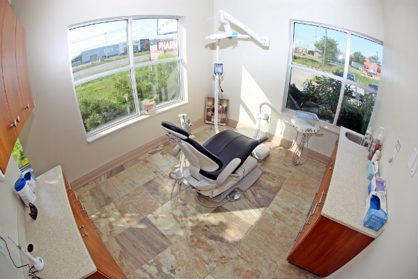 <h5>At Dentistry At The Plex, we offer a wide range of treatments for the whole family.</h5>