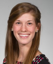 Lauren Brubaker, first-year dental student