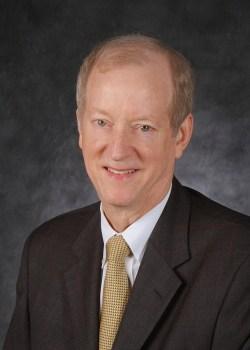 Dr. James S. Cole, dean emeritus