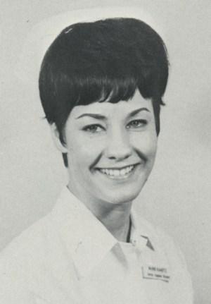 Patricia Kantz Yearbook Photo