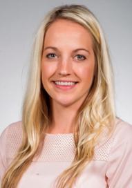 Dr. Elizabeth Chybowski, endodontic resident