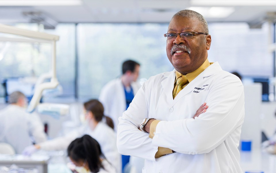 Dr. Reginald Taylor
