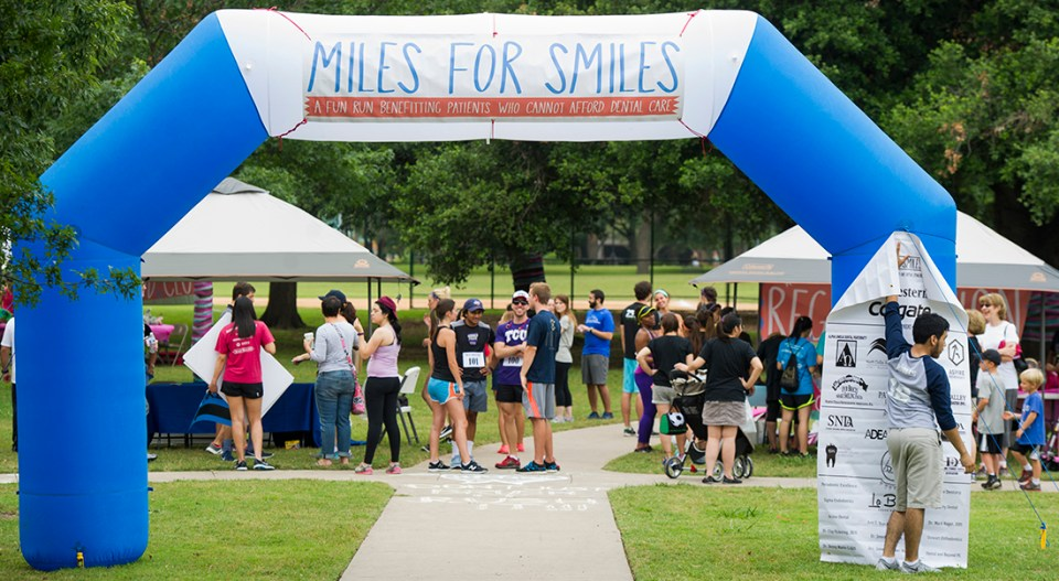 Miles for Smiles 2016