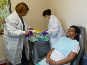 dental screenings for senior citizens in the community