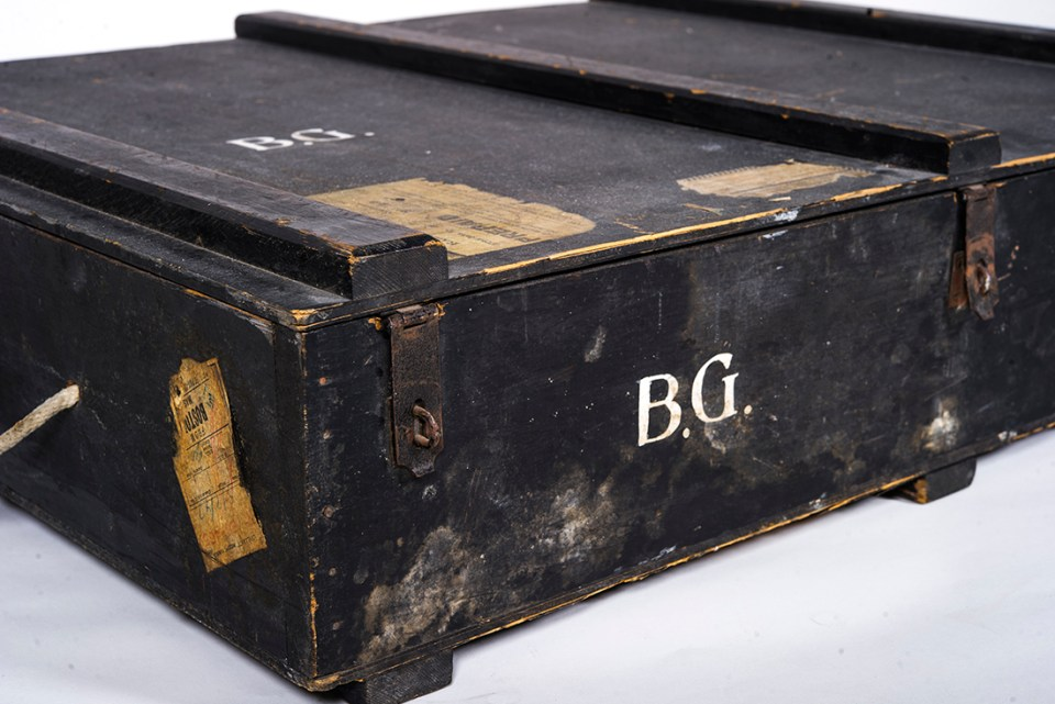 Dr. Bernhard Gottlieb trunk