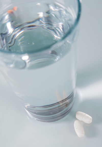 Pills and Water