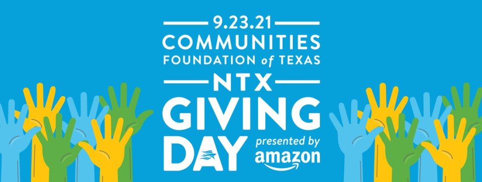 North Texas Giving Day art