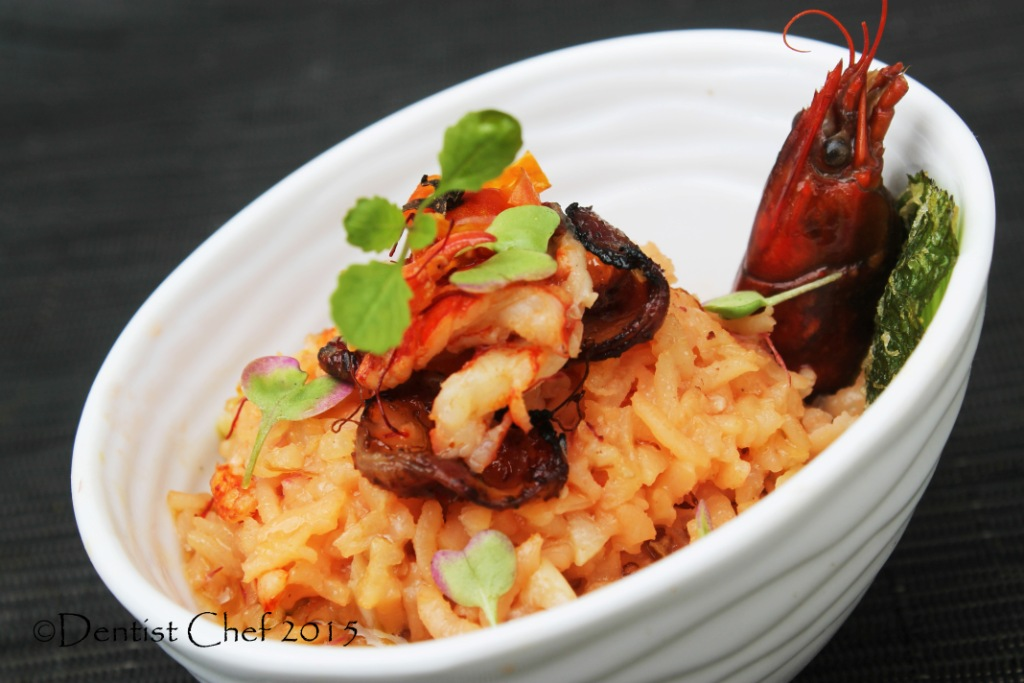 Lobster Risotto Recipe Dishmaps