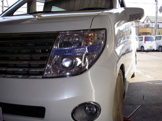 NISSAN ELGRAND HIGHWAYSTAR (E51)