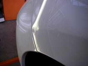 TOYOTA VITZ before