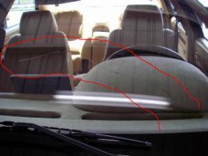 Maserati Quattroporte before