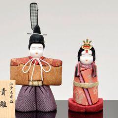 江戸木目込人形(東京・埼玉)