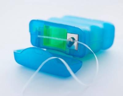 Плоская зубная нить