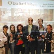 Jesús Creagh impartió el Curso teórico-práctico Excelencia en Fotografía Dental