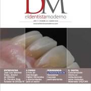Revista eldentistamoderno artículo KDI- Portada de la revistas marzo 2018 eldentistamoderno