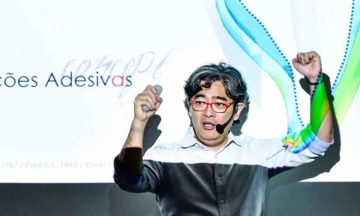 Sidney Kina en el Master en Rehabilitación Oral, Odontologia Avanzada y Nuevas Tecnologías de la UCAM