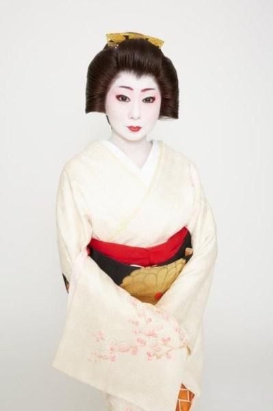 奈良元林院 芸妓菊乃