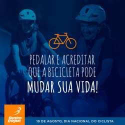 Roupa de ciclismo Curitiba – dia do ciclista