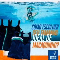 Macaquinho de natação Curitiba