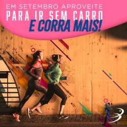 Roupa para corrida Curitiba – Setembro