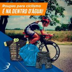 Roupas para ciclismo Curitiba