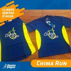 Camisetas Personalizadas – Equipe Chima Run