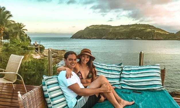 Dois anos de casada – Hotel Ferradura Private Búzios
