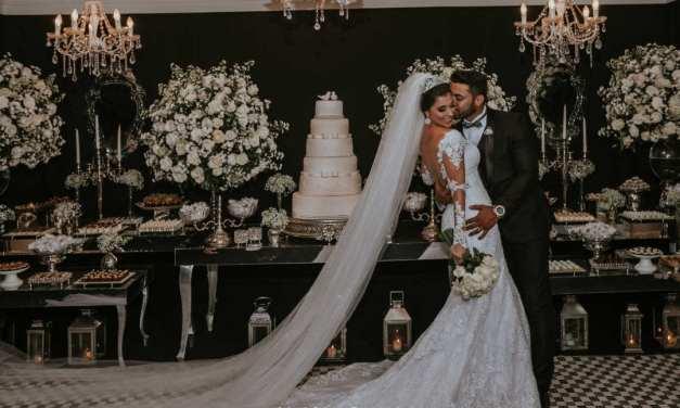 Casamento Clássico: Vanessa e Gêneses