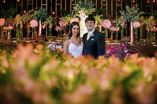 Casamento Moderno: Thais e André