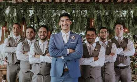 Como harmonizar os looks dos noivos, padrinhos e pais dos noivos?