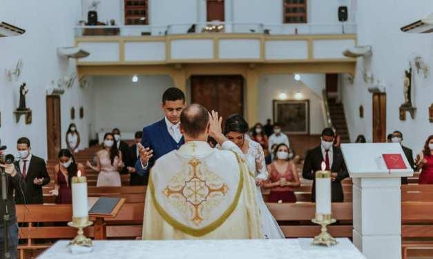 Casamento Clássico na Igreja – Kaique e Fabrizia