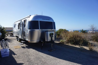 Crystal Cove Campsite