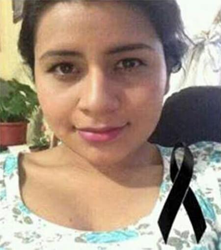Familiares de Lupita exigen justicia tras ser asesinada por su esposo y suegra