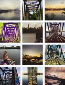 Just a small selection of the Instagram shots tagged recently at the Bridge.