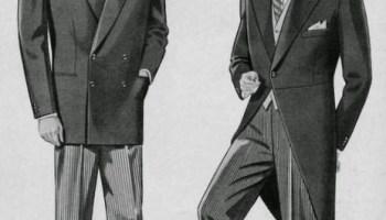 8ddc789da663 Tøj til bryllup til mænd er et jakkesæt - Den velklædte mand