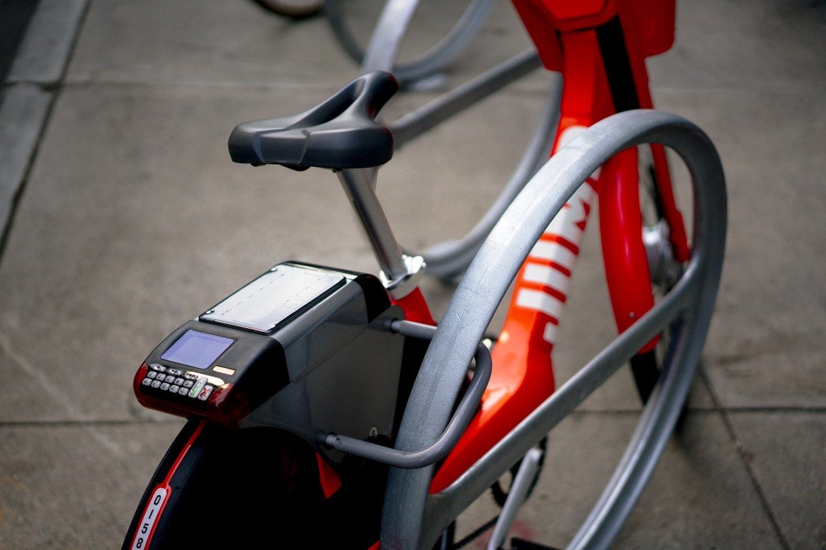 Might As Well Jump: Uber Raises Bike Fees
