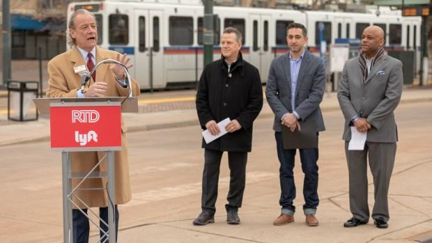 Lyft Will Offer Denver Public Transit Options in Its App, Uber's Version Is Better
