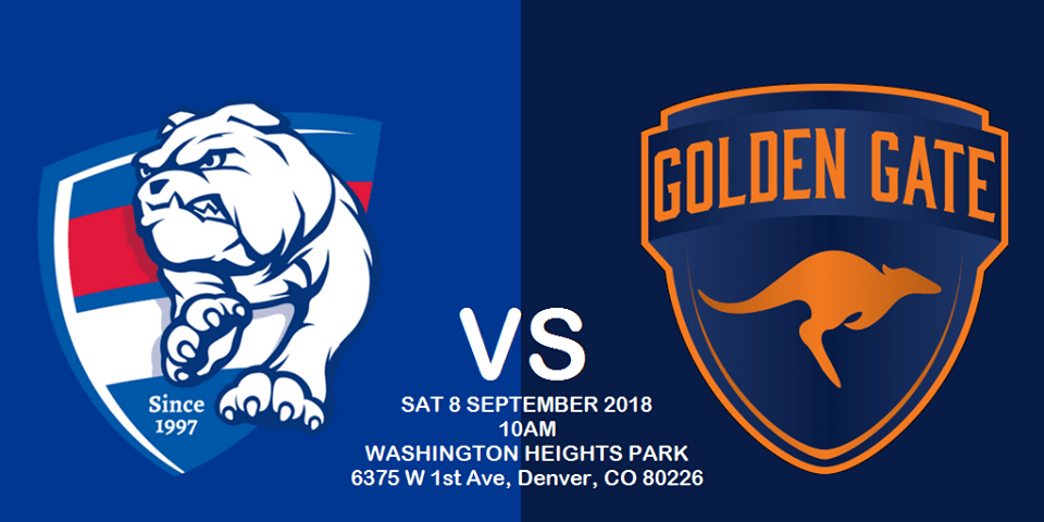 Denver vs Golden Gate Saturday