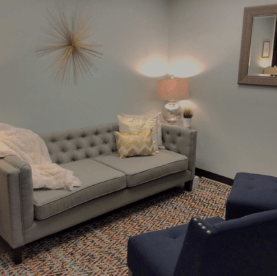 Talk Therapy Area/Parent Check