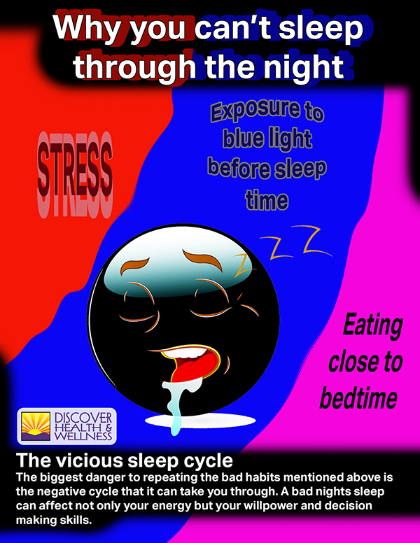 The Ultimate Guide to Help You Sleep Through the Night Tonight
