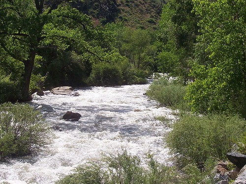 clear creek kayak course photo