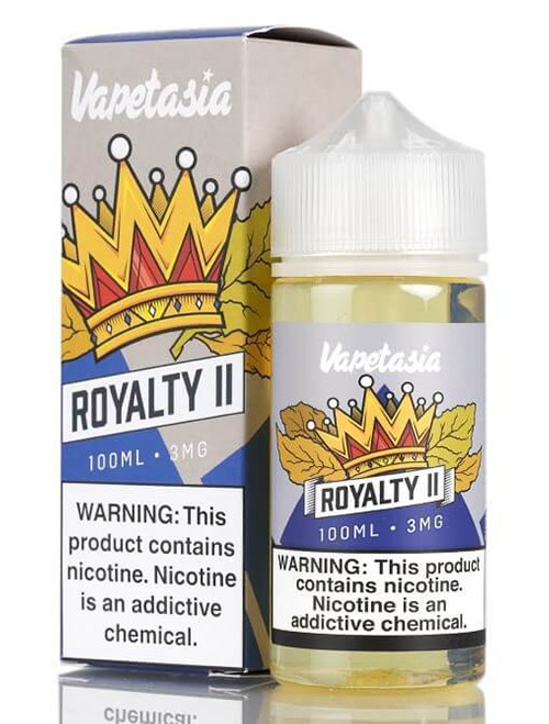 Sameday Delivery | Vapetasia Royalty II - 100Ml