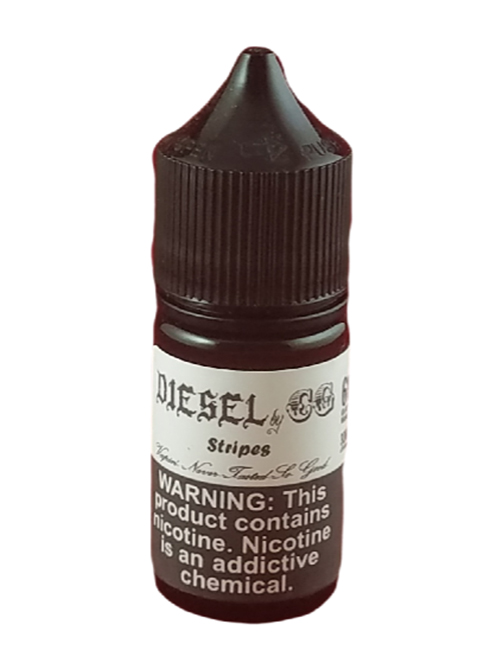 Same day Delivery| stripes diesel By CG ejuice diesel- Online vapestore