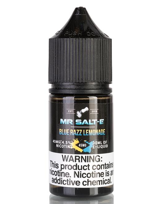 Sameday Delivery | Mr Salt-E Blue Razz Lemonade-online vapestore